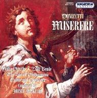 Donizetti: Miserere (50. zsoltár)