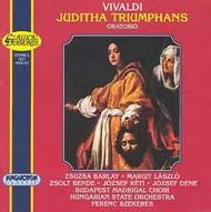 Vivaldi, Antonio: Juditha Triumphans (Oratórium)