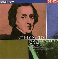 Chopin, Fryderyk: Concerto No.1 & 2