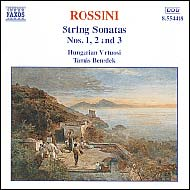 Rossini, Gioacchino: String Sonatas Vol.1.