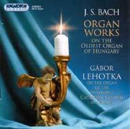 Bach, J. S.: Orgonaművek Magyarország legrégibb orgonáján