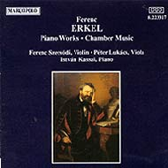 Erkel Ferenc: Piano Works, Chamber Music