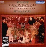 Weiner Leó: Zongoraművek 3.