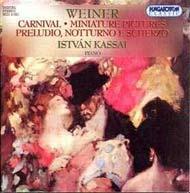 Weiner Leó: Zongoraművek 2.
