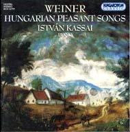 Weiner Leó: Zongoraművek 1.