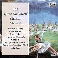 101 Great Orchestral Classics, Vol.4.