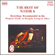 The Best of Naxos 6.