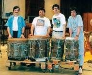 Amadinda Ütőegyüttes (Amadinda Percussion Group)