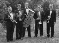 Budapest Rézfúvós Kvintett (Budapest Brass Quintet)