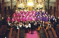 Budavári Mátyás-templom Énekkara (The Matthias Church Choir and Orchestra )