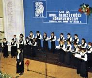 Musica Nostra Énekegyüttes (Musica Nostra Choir)