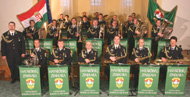 Határőrség Zenekara (Hungarian Border Guard Band)