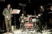 Ávéd János Quartet