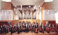 Savaria Szimfonikus Zenekar (Savaria Symphony Orchestra)