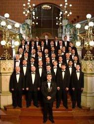 Honvéd Művészegyüttes Férfikara (Honvéd Male Voice Choir)